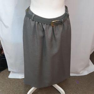 Alfred Dunner Skirt size 12